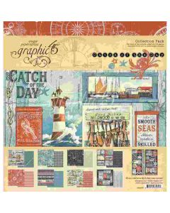 Catch of the Day Collection Pack - Graphic 45