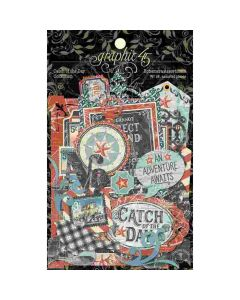 Catch of the Day Die-Cut Assortment - Graphic 45
