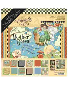 Mother Goose Deluxe Collector's Edition Pack - Graphic 45