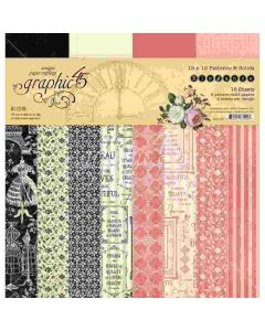 Elegance Patterns & Solids Pad - Graphic 45*