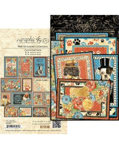 Well Groomed Journaling Cards - Graphic 45