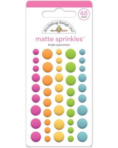 Bright Assortment Matte Sprinkles