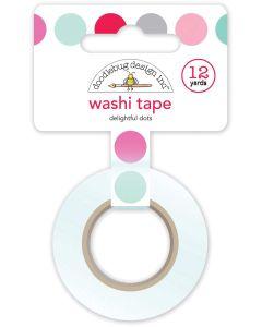 Delightful Dots Washi Tape