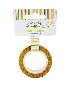 Springtime Stripe Washi Tape - Hey Cupcake - Doodlebug