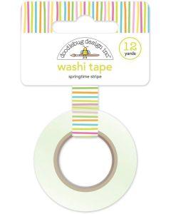 Springtime Stripe Washi Tape