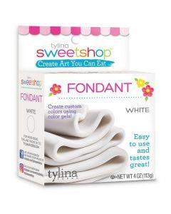 White Fondant, 4 oz - Sweetshop*