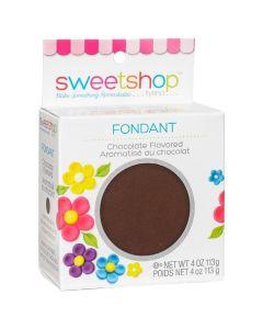Chocolate Fondant, 4 oz - Sweetshop*