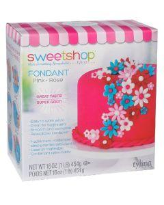 Pink Fondant, 1 lb - Sweetshop*