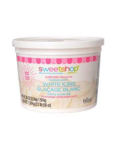 White Buttercream Frosting, 56 oz - Sweetshop