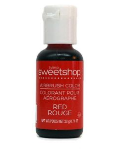 Red AirBrush Color, 0.71 oz - Sweetshop*