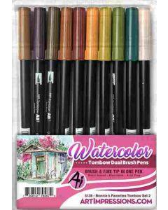 Art Impression Bonnie's Favorite Pen Set 2