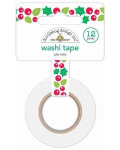Doodlebug Jolly Holly washi Tape