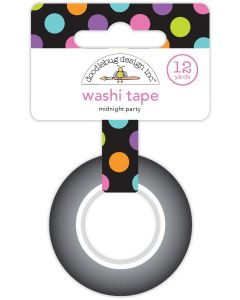 Midnight Party Washi Tape - Candy Carnival - Doodlebug Design