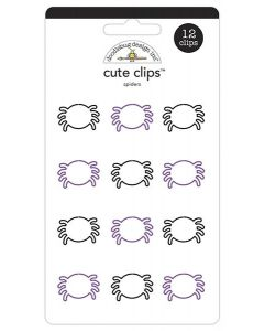 Spiders Cute Clips - Ghost Town - Doodlebug*