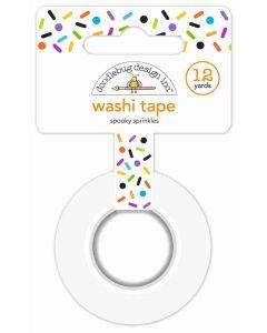Doodlebug spooky sprinkles washi tape