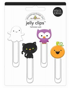 Halloween Pals Jelly Clips - Candy Carnival - Doodlebug Design