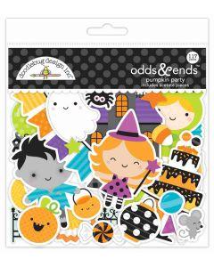 Doodlebug pumpkin party odds & ends