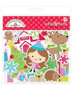 Doodlebug Christmas Town Odds & Ends