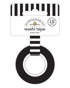 Tuxedo Stripe Washi Tape