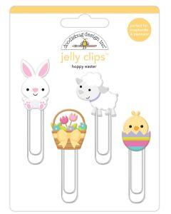 Hoppy Easter Jelly Clips