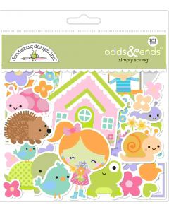 Doodlebug Odds & Ends Simply Spring