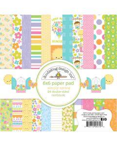 "Simply Spring 6"" x 6"" Paper Pad"
