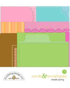 Simply Spring Assortment Cards & Envelopes