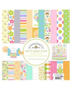 """Simply Spring 12"""" x 12"""" Paper Pack"""
