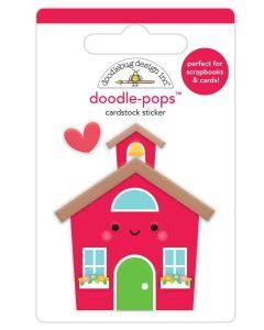 School House Doodle-Pops - School Days - Doodlebug Design