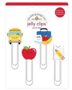 School Days Jelly Clips - Doodlebug Design