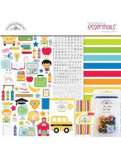 School Days Essentials Kit - Doodlebug Design