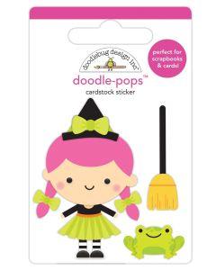 Hazel Doodle-Pops - Candy Carnival - Doodlebug Design