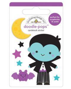 Edward Doodle-Pops - Candy Carnival - Doodlebug Design