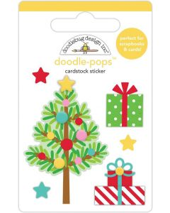 Trim the Tree Doodle-Pops - Christmas Magic - Doodlebug Design