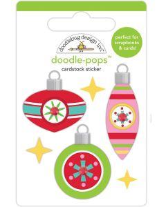 Deck the Halls Doodle-Pops - Christmas Magic - Doodlebug Design