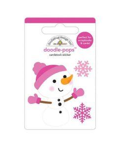 Crystal Doodle-Pops - Winter Wonderland - Doodlebug Design *