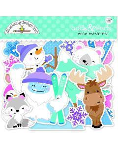 Winter Wonderland Odds & Ends - Doodlebug Design