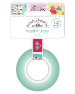 S.W.A.K. Washi Tape - Love Notes - Doodlebug Design