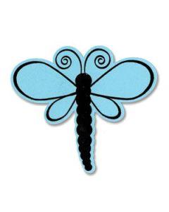 Dragonflies Framelits Dies w/ Stamps - Let It Bloom - Stephanie Barnard - Sizzix