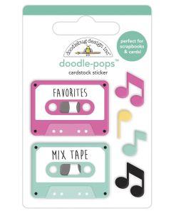 Our Song Doodle-Pops - Love Notes - Doodlebug Design