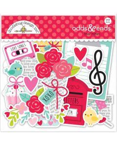 Love Notes Odds & Ends - Doodlebug Design