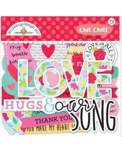 Love Notes Chit Chat - Doodlebug Design