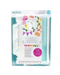 The Works All-In-One Tool - We R Memory Keepers