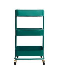Emerald Green Cart - A La Cart - We R Memory Keepers