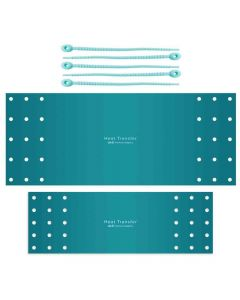 Straight Silicone Wraps & Ties - Transfer Quill - We R Memory Keepers