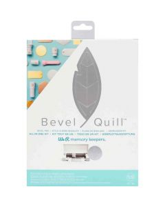 Bevel Quill Starter Kit - We R Memory Keepers