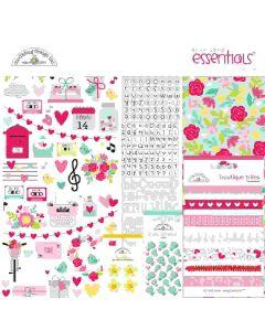Love Notes Essentials Kit - Doodlebug Design