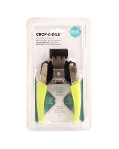 Stub & Deco 2 in 1 Retro Corner Chomper - Crop-A-Dile - We R Memory Keepers