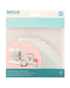 Mold Press Clear Plastic Sheets - We R Memory Keepers*