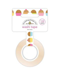 Bon Bons Washi Tape - Hey Cupcake - Doodlebug*